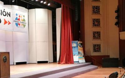 Profesor José Maza dio el vamos a pasantías científicas del Programa Educación Futuro