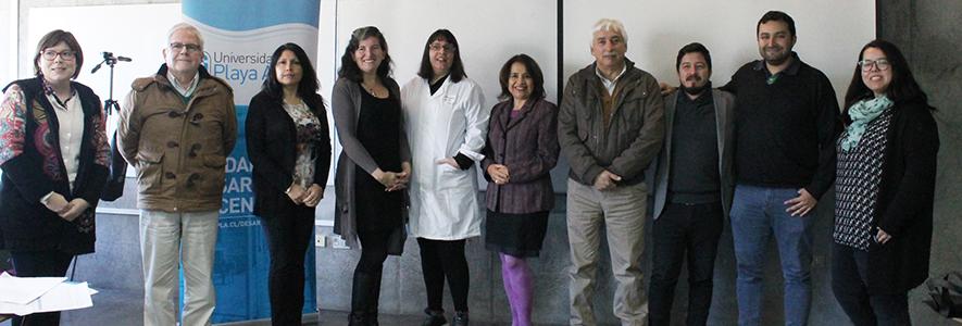 Facultad de Ingeniería participó en construcción de perfil académico