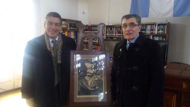 Martín Kazt Dario y Eddie Morales Piña
