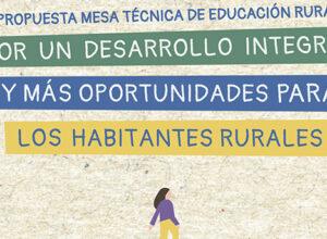 Banner Mesa Técnica Educación Rural