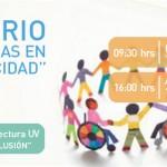 Semnaio Inclusión de personas en situación de discapacidad, 21 y 22 de noviembre de 2013