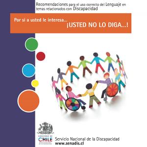 Universidad de Playa Ancha - Inclusión - Recomendaciones para periodistas - SENADIS