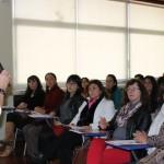 Universidad de Playa Ancha - Inclusión - charla Fernanda Ramírez