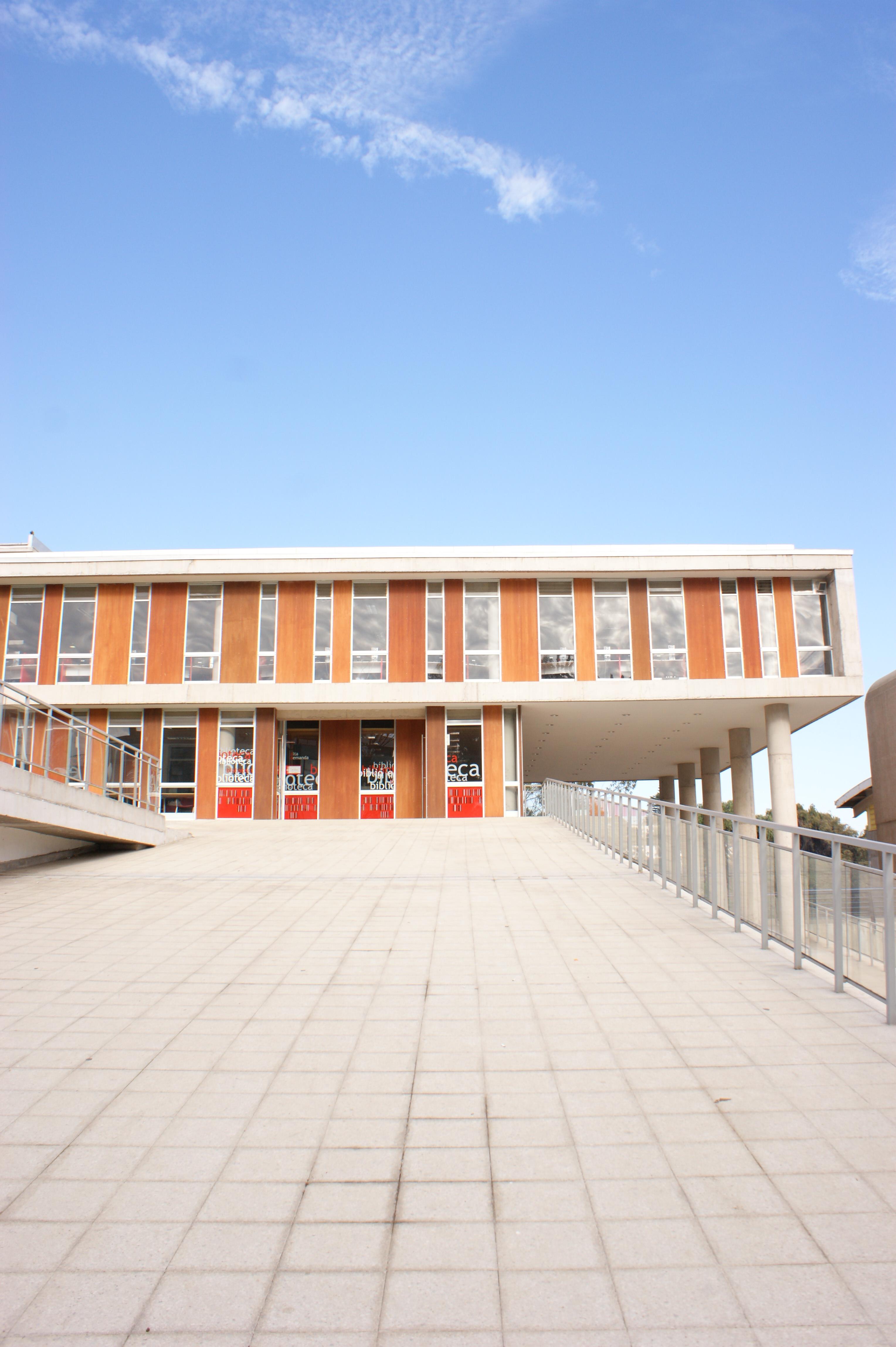 Universidad de Playa Ancha - Inclusión - Biblioteca