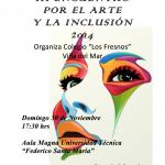 Universidad de Playa Ancha - Inclusión - Tercer Encuentro por el Arte y la Inclusión