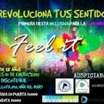 Universidad de Playa Ancha - Inclusion - Fiesta sentidos