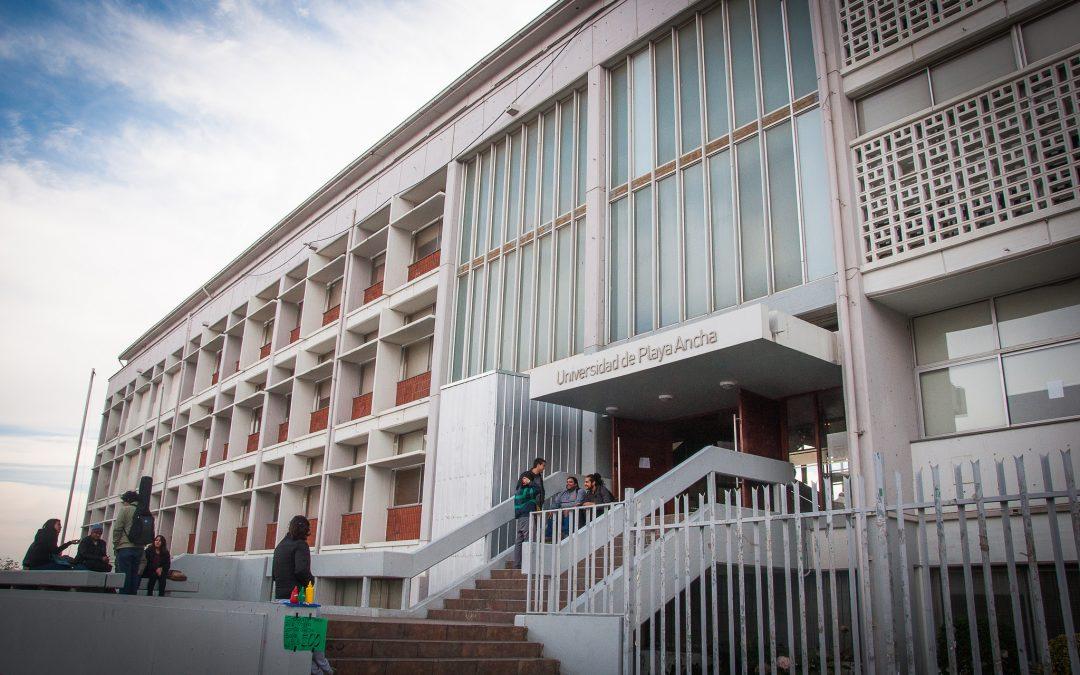 """Bases de la convocatoria abierta """"Subvención a la instalación en la academia 2019"""", Universidad de Playa Ancha"""