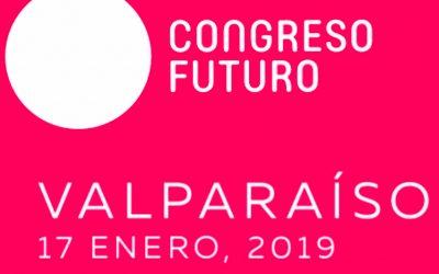 """Invitan a participar de """"Congreso Futuro 2019"""" Región de Valparaíso"""