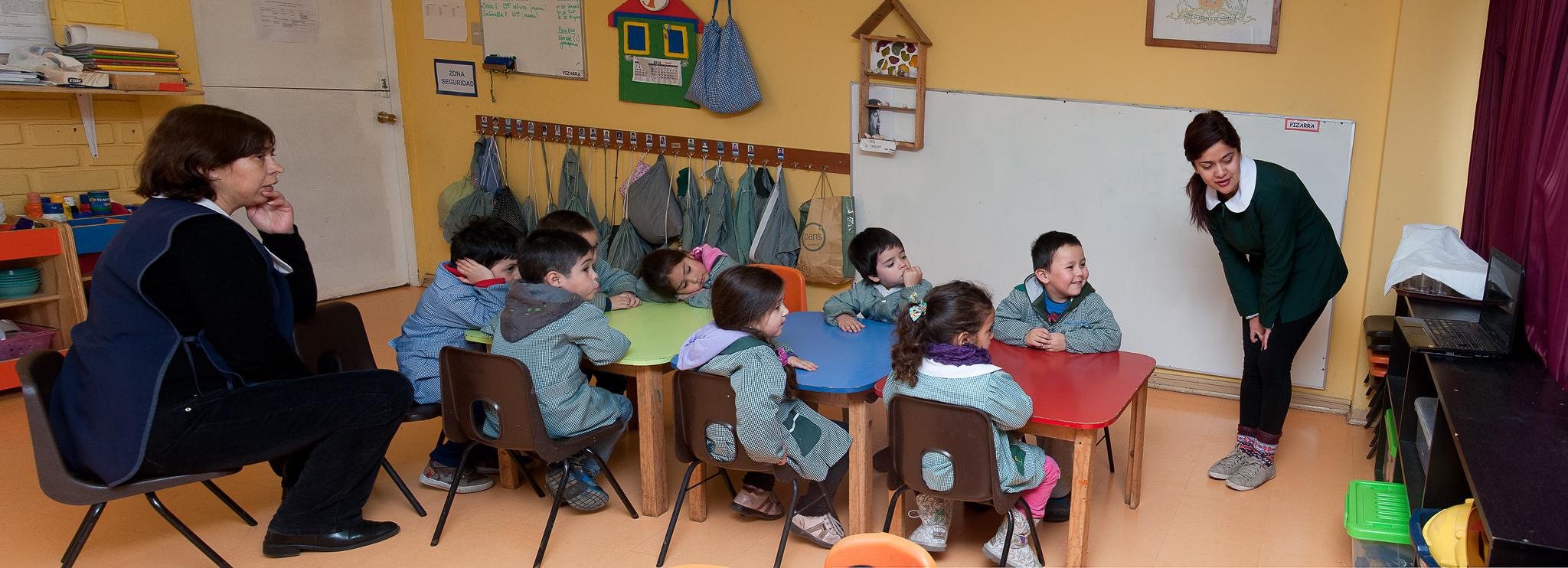 Sala Cuna y Jardín Infantil Colmenita: Reglamento