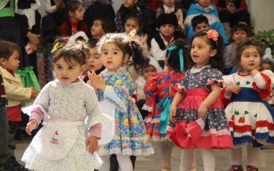 """Tradicional """"Fiesta de la chilenidad"""" de la Sala Cuna y Jardín Infantil """"Colmenita"""" se realizará este viernes 26"""