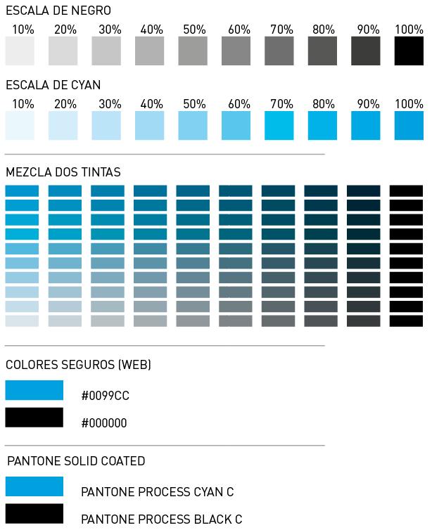 Colores institucionales
