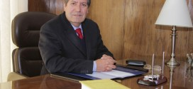 Rector Patricio Sanhueza Vivanco