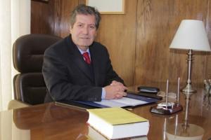 Rector Patricio Sanhueza Vivanco