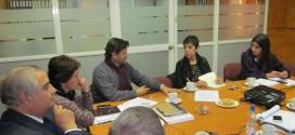 Reunión UMCE UPLA