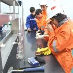 Visita-laboratorio_san-felipe UPLA