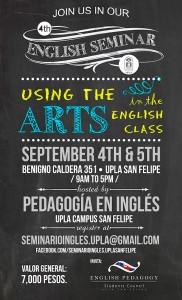 Afiche-Inglés