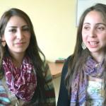 Daniela-Albornoz-y-Karina-Pérez_estudiantes-de-Inglés-San-Felipe