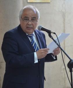 Dr Luis Alberto Diaz