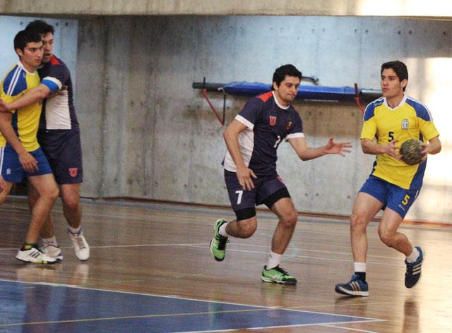 UPLA avanzó a los cuartos de final en el nacional de balonmano ...