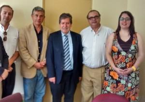 reunión Patricio Sanhueza