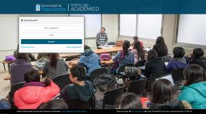 Universidad de Playa Ancha - Portal Académico