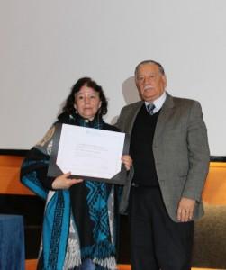 Gladys Barrios Y Juan Saavedra