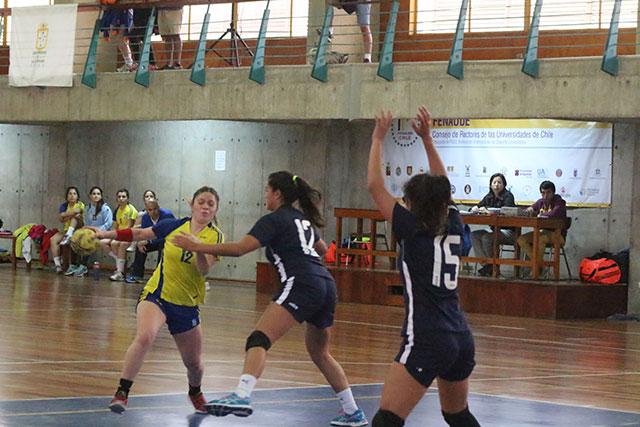Balonmano damas UPLA a un paso de los cuartos de final – Noticias de ...