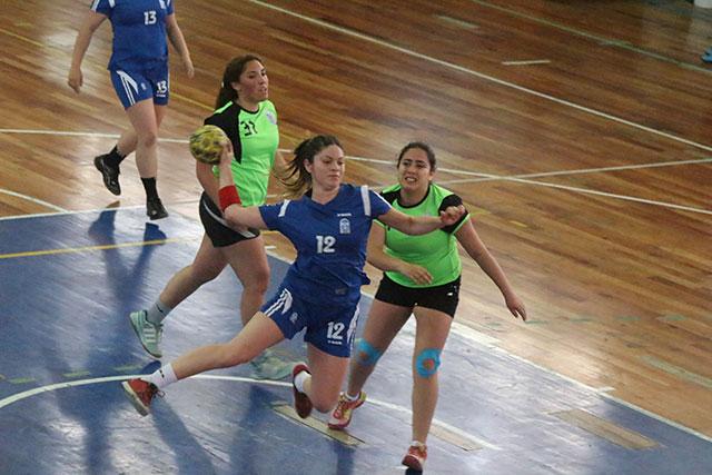 Balonmano damas UPLA avanzó a los cuartos de final ...