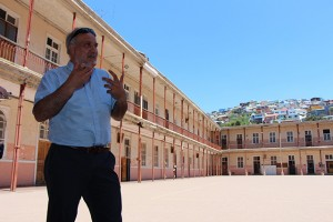 Marcos Muñoz Interesados licitación SSCC