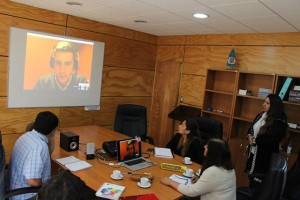 Videoconferencia español egresados1