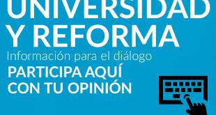 Universidad y Reforma