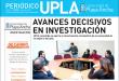 Periódico UPLA - Año 4 - Nº 25 - Julio de 2017