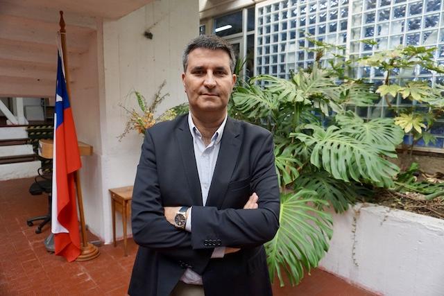 Rodrigo Jarufe Fuentes