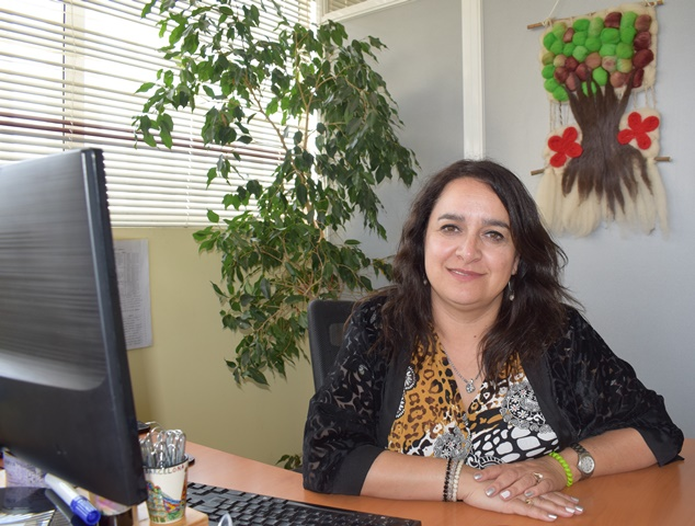 Claudia Valenzuela Mateluna