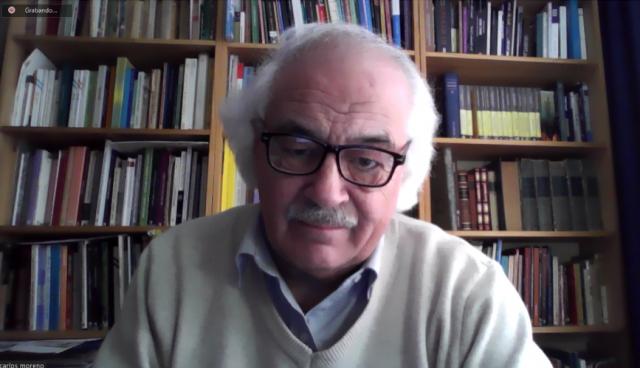 Carlos Raúl Moreno Herrera