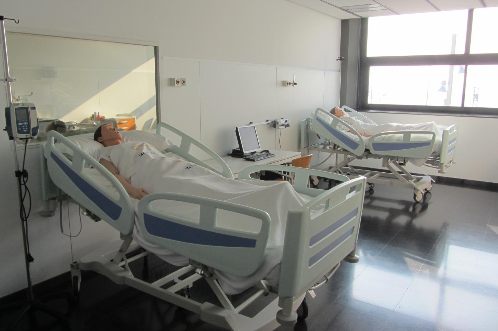 Laboratorios de enfermería
