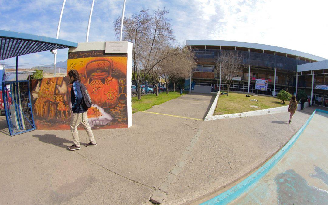 Jornada de evaluación interna en campus San Felipe UPLA
