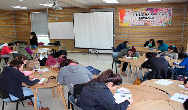 Encuentro de Prácticas Pedagógicas - Fuente: Universidad de Los Lagos