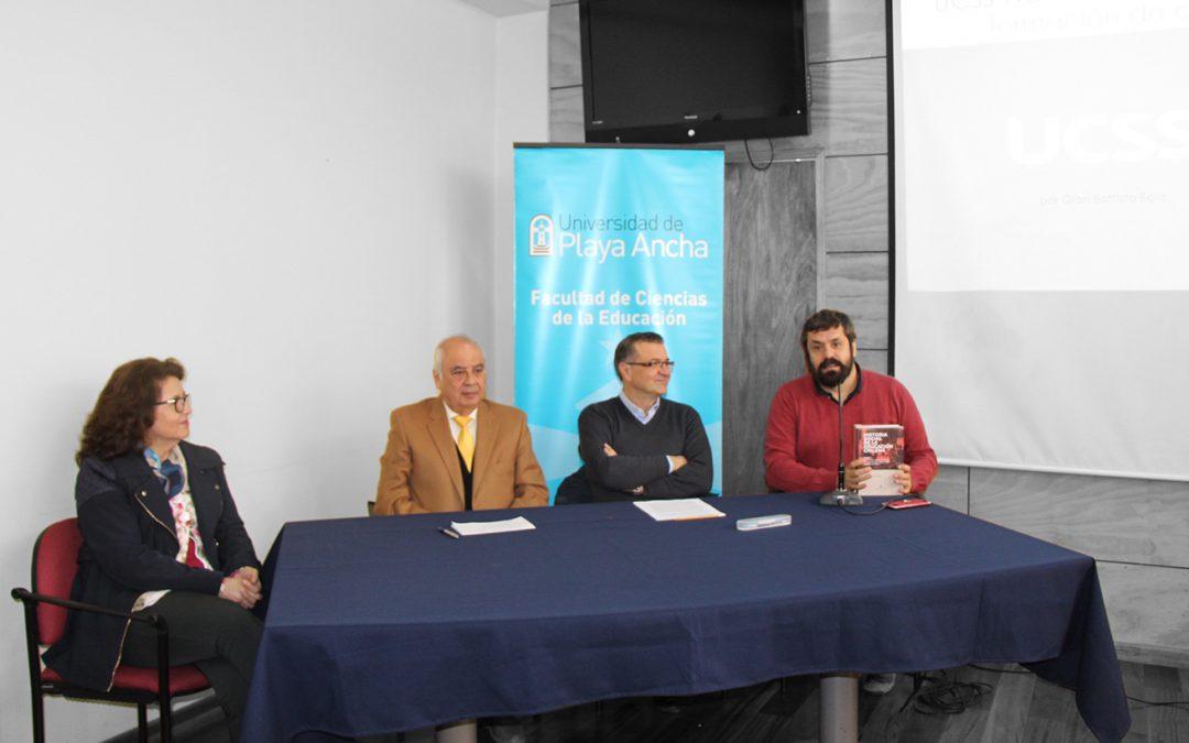 XI Jornadas de Historia de la Educación en Chile y América se realizaron en la UPLA
