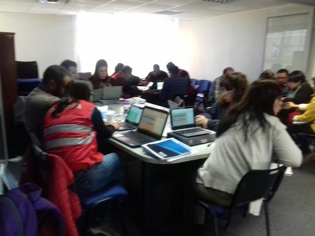OTEC UPLA concluyó curso de Excel intermedio en la Aduana