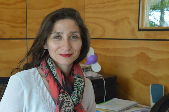 """Patricia Flores Fernández, coordinadora del OTEC: """"Somos una herramienta de movilidad social en San Felipe"""""""