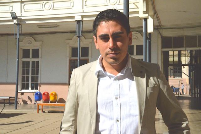 """Pablo Rosas, coordinador general del OTEC UPLA:   """"Buscamos ser autosustentable y autofinanciable"""""""