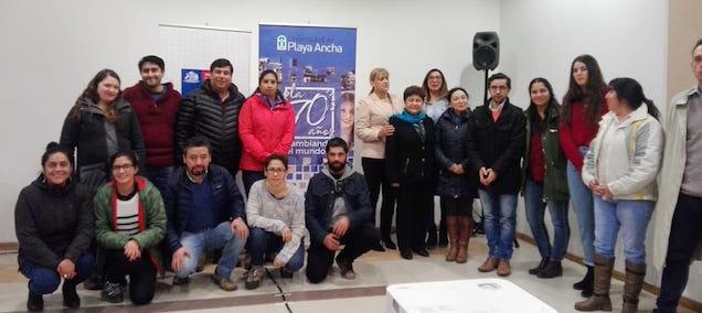 Exitoso encuentro del OTEC UPLA con gestores culturales de la Región de Aysén