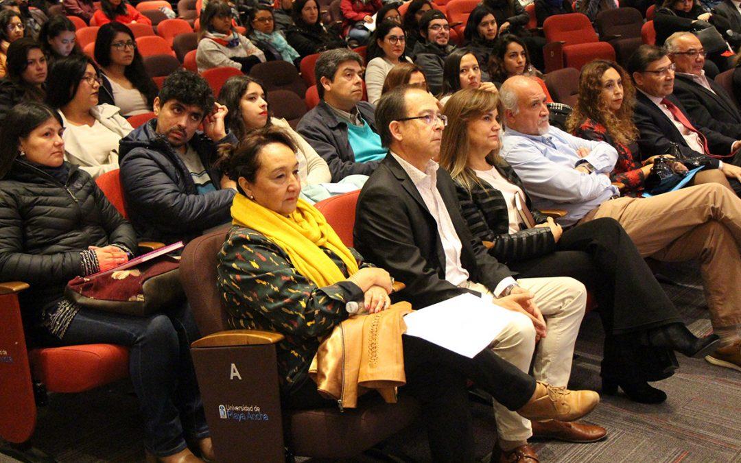UPLA recibe a 150 estudiantes de postgrado promoción 2019