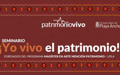 Magíster en Arte mención Patrimonio invita a seminario