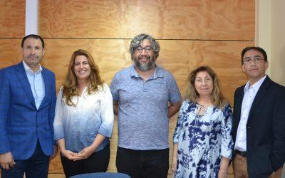 Jornada de actualización en didáctica de la matemático se realizó en el campus San Felipe de la UPLA