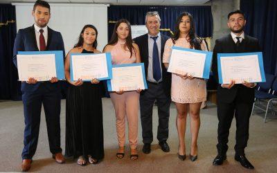 Campus San Felipe tituló a 126 nuevos técnicos universitarios