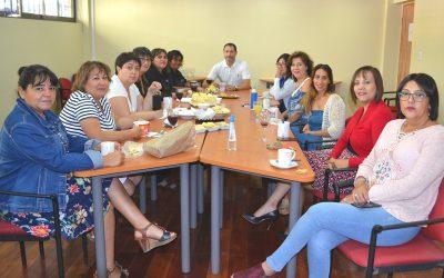 Funcionarias del Campus San Felipe conmemoran el Día de la Mujer