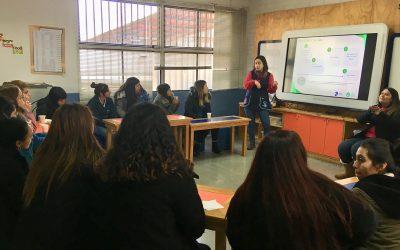 Estudiantes de Educación Diferencial de San Felipe realizaron actividad pedagógica en terreno