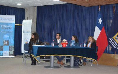 Estudiantes del Campus San Felipe exponen trabajos de investigación en Inclusión Educativa